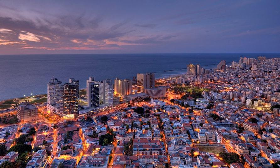 מלונות יוקרה בתל אביב