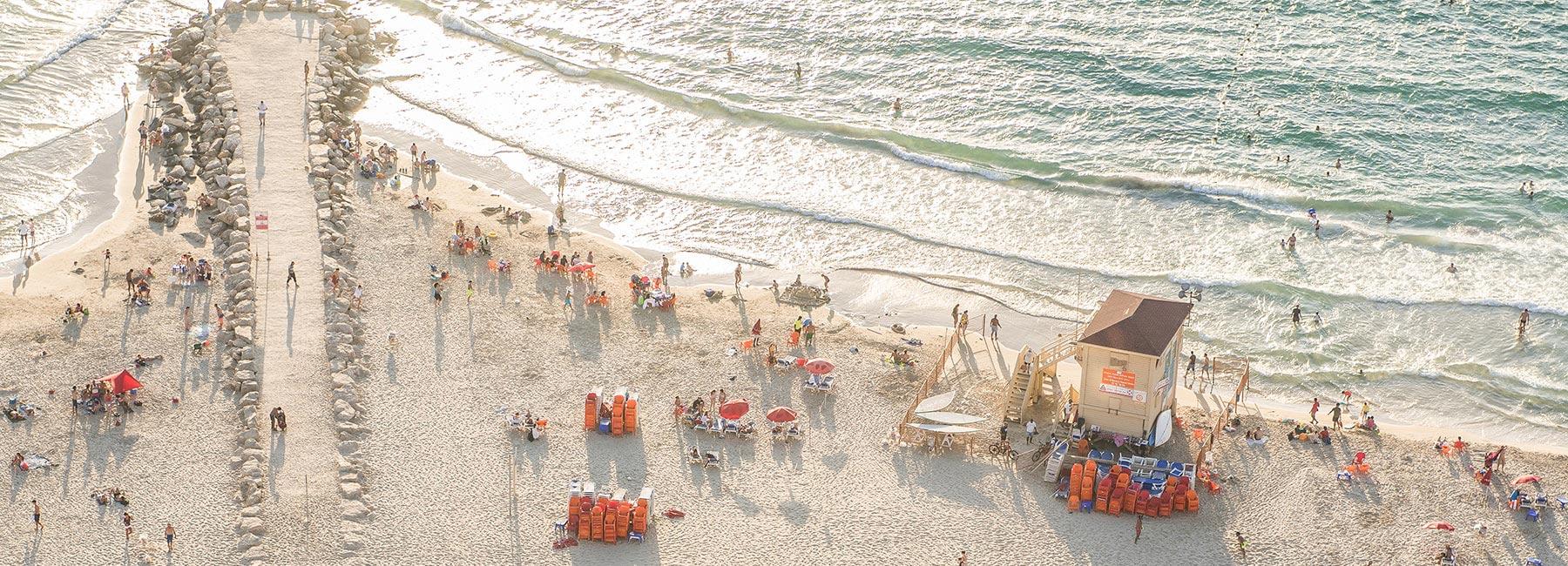 מסעדות יוקרה בתל אביב מול הים