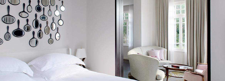 חדר במלון דה נורמן