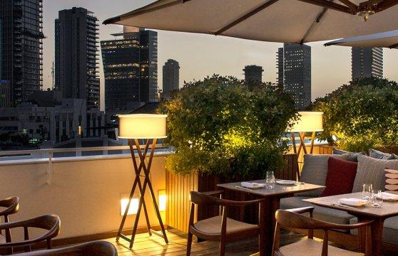 מלון יוקרה בתל אביב