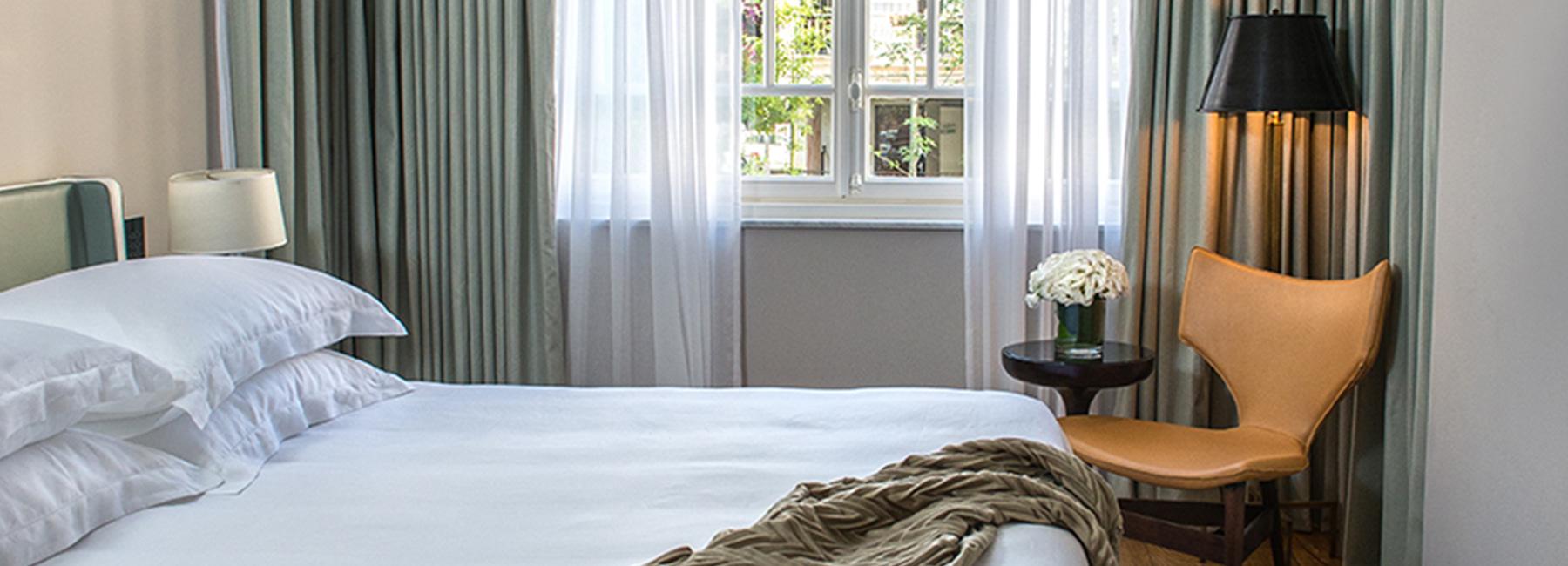 luxury boutique hotel in tel aviv