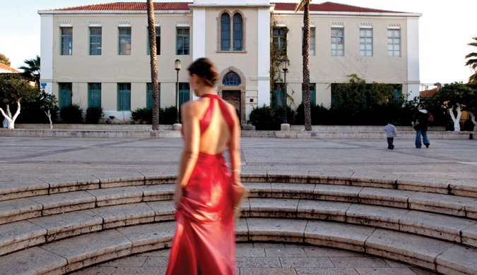 אופנה בישראל