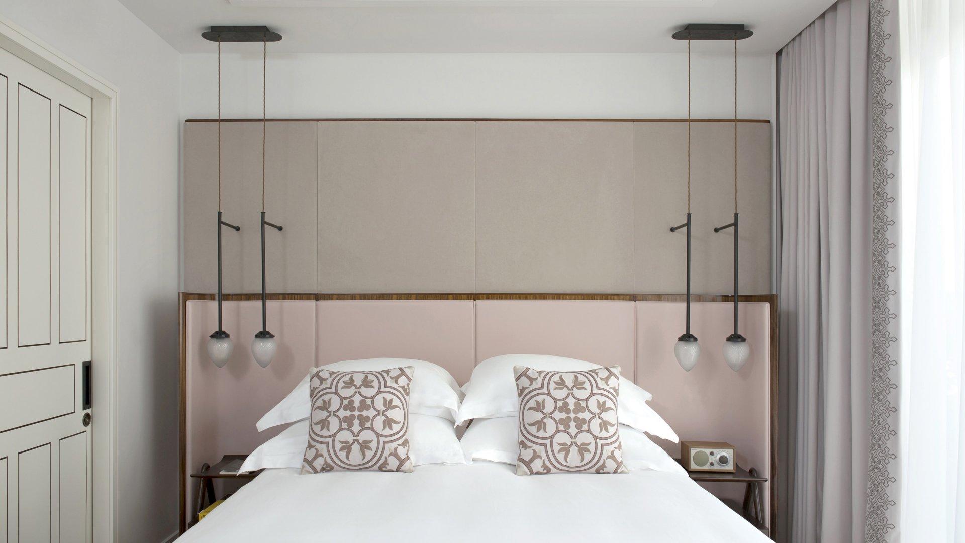 חדר במלון בוטיק דה נורמן
