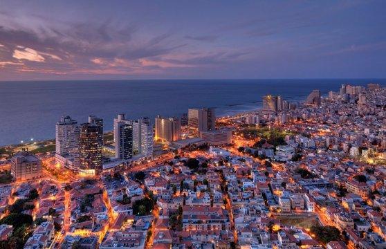 מלון יוקרה בבירת הבילויים של ישראל